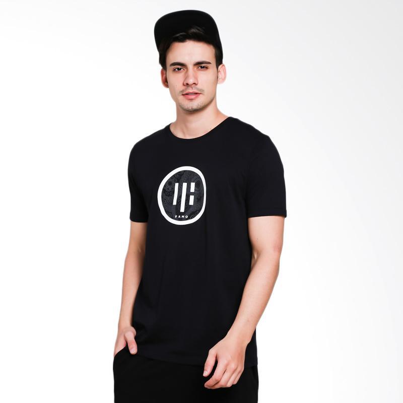 Famo 4501 Men Tshirt - Black