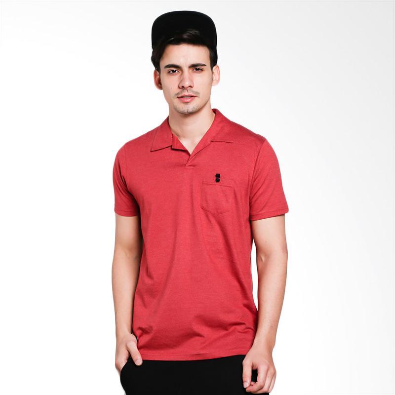 Famo 4701 Men Tshirt - Red