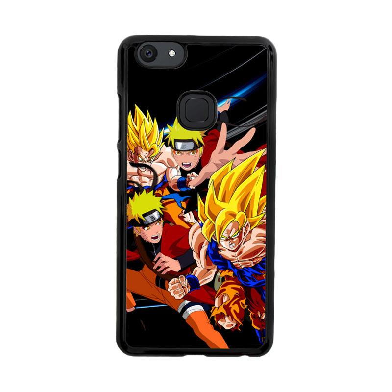 Flazzstore Goku Naruto Z2599 Custom Casing for Vivo V7 Plus