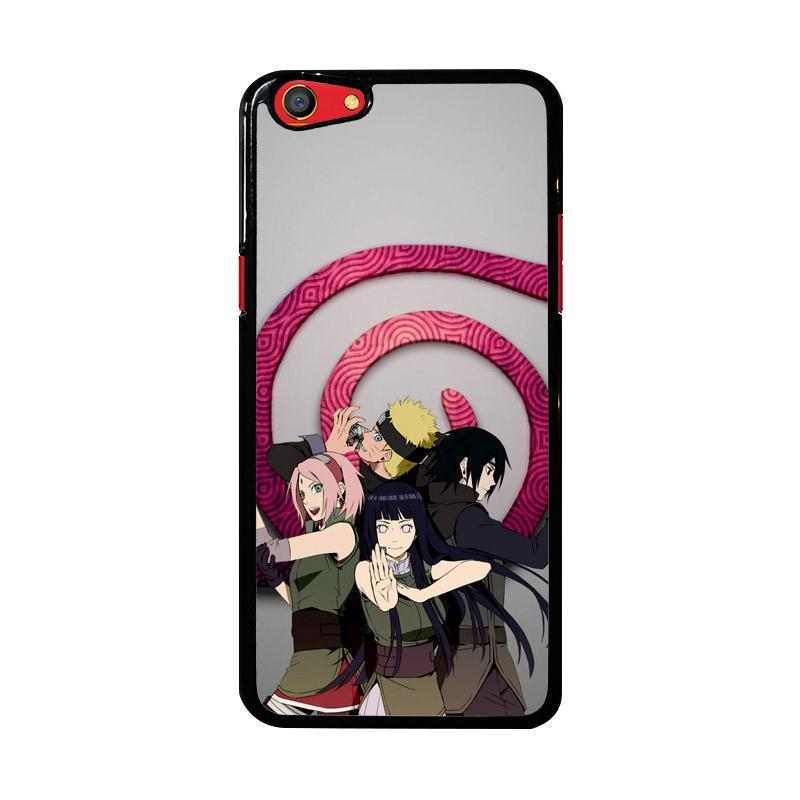 Flazzstore Naruto Family The Last Z3381 Custom Casing for Oppo F3