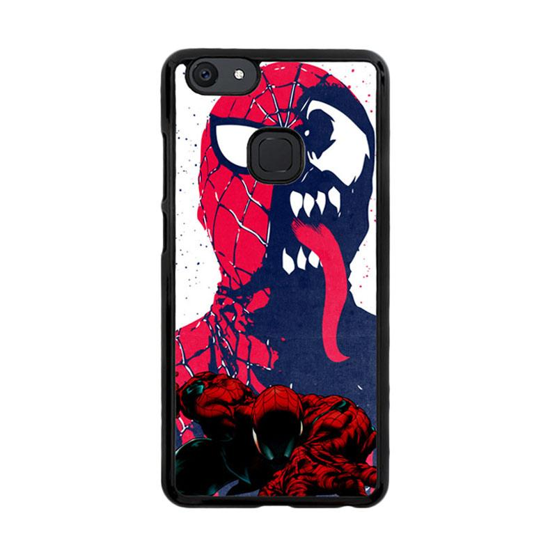 Flazzstore Spiderman Marvel Superhero Z3326 Custom Casing for Vivo V7 Plus