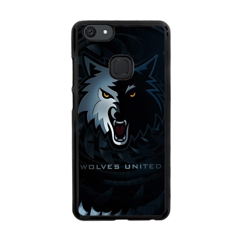 Flazzstore Wolves United Z4159 Custom Casing for VIVO V7 Plus