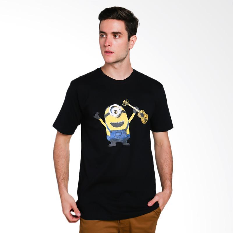 Hypestore Minion Guitar T-Shirt [3050-8743]
