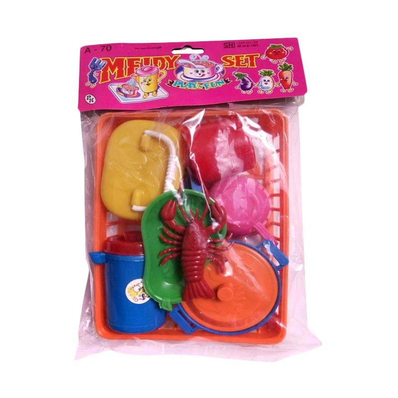MD A70 Meidy Kotak Masakan Mainan Anak