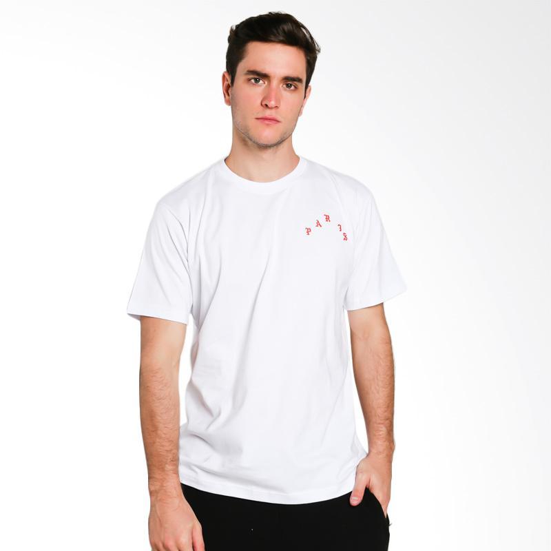 Hypestore Paris T-Shirt Pria [3047-8743]