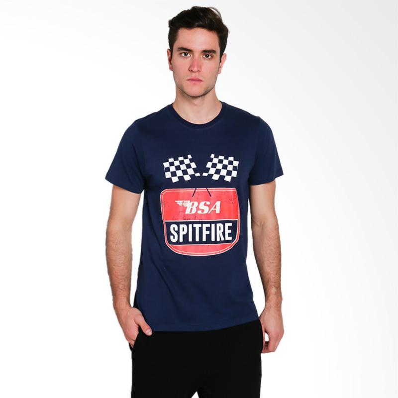 Hypestore BSA T-Shirt Pria [3183-7503]