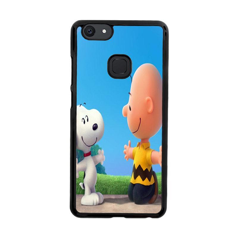 Flazzstore Peanuts  Movie Z0850 Custom Casing for Vivo V7