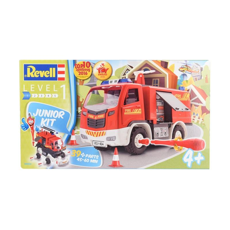 Revell Junior Kit Level 1 Fire Truck Model Kit