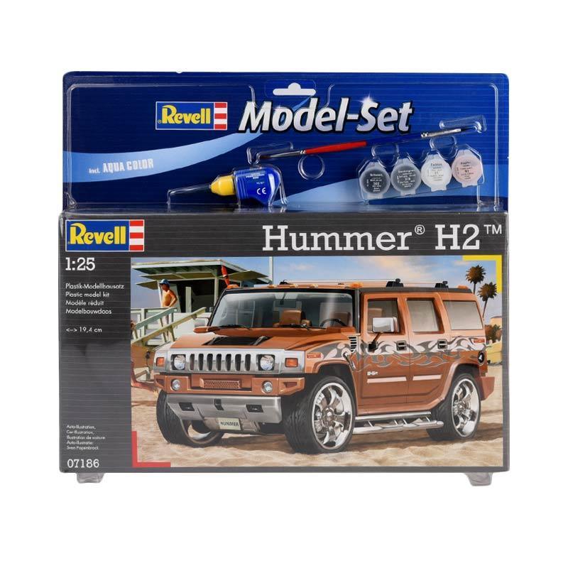 Revell Hummer H2 Model Kit [1:25]