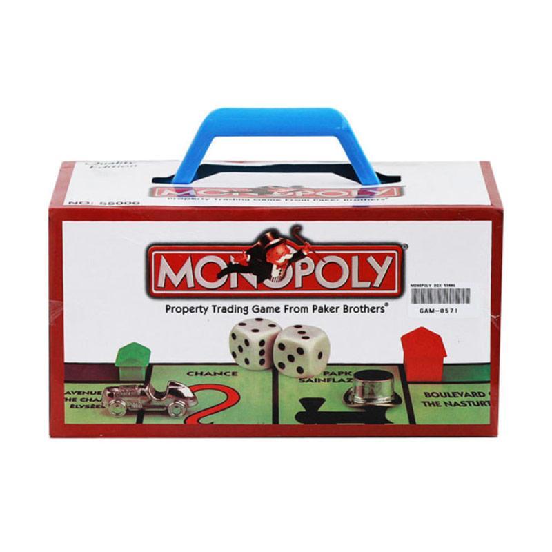 Monopoly Sumo Toys Monopoli Box Board Games