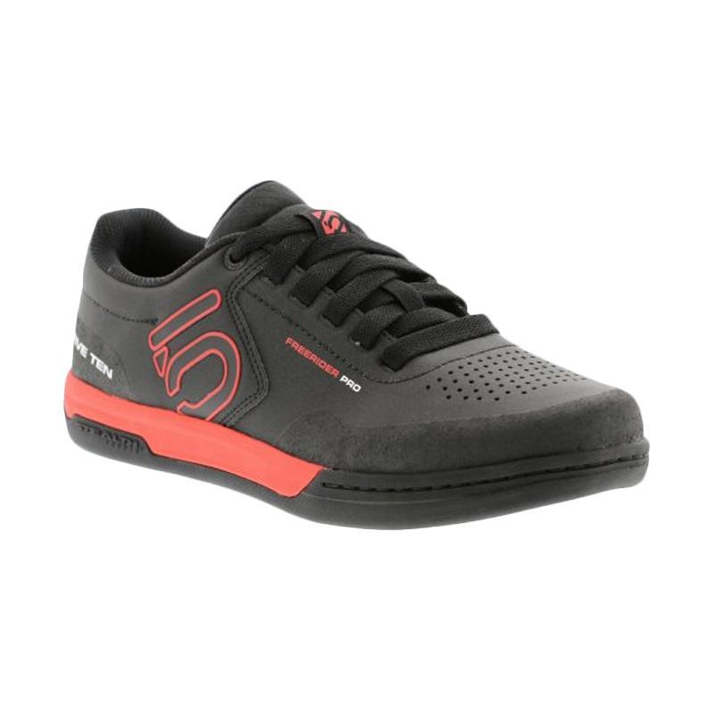 harga Five Ten Shoes Freerider Pro Sepatu Sepeda Pria - Black Red [5383-080] Blibli.com