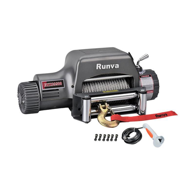 harga Runva Electric Winch EWXC-9500 Mesin Derek Blibli.com