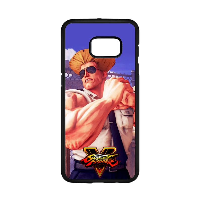 harga Acc Hp Guile Street Fighter V L2342 Casing for Samsung Galaxy S7 Edge Blibli.com
