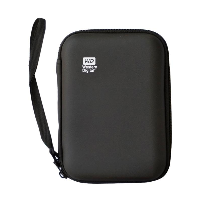 WD Hardcase for Harddisk Eksternal - Hitam