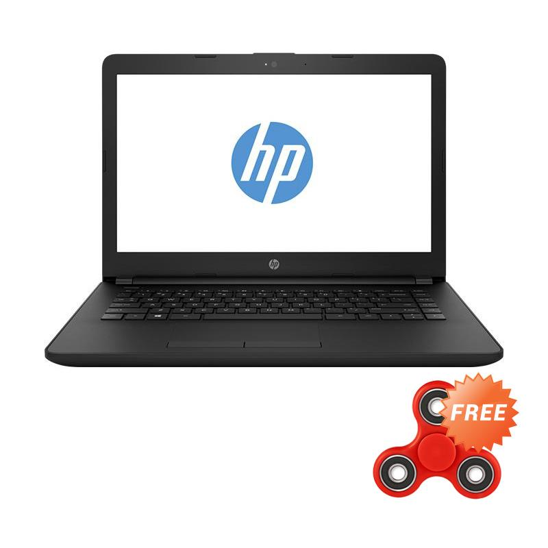HP 14-BW005AU Notebook [14 Inch/ AMD A4-9120/ 4 GB/ 500 GB/ Intel HD Graphics/ DOS] + Free Fidget Spinner