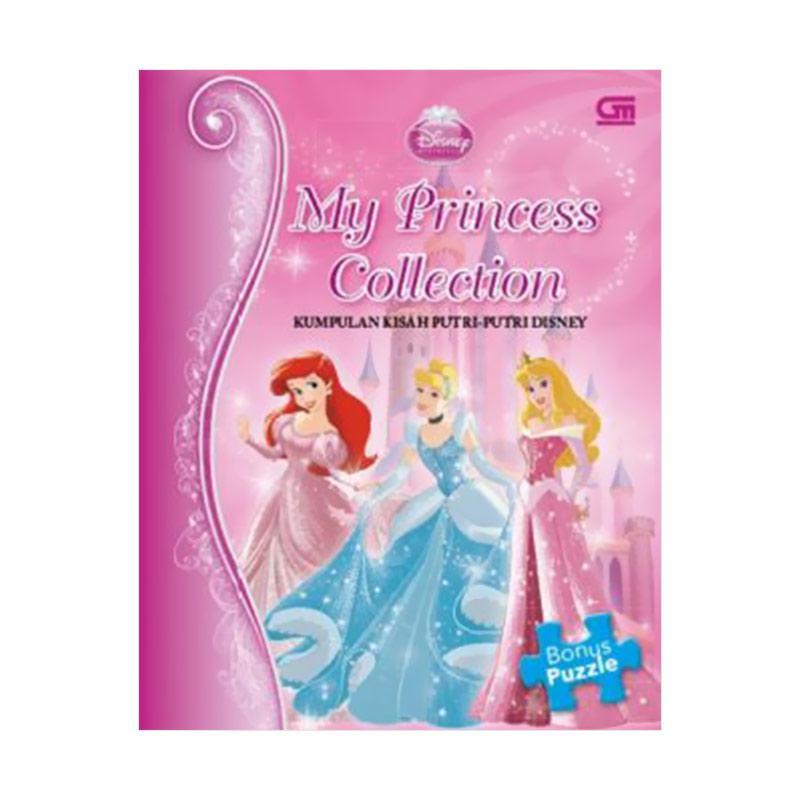 Gramedia Pustaka Utama Kumpulan Kisah Putri Disney My Princess Collection by Disney Buku Fiksi