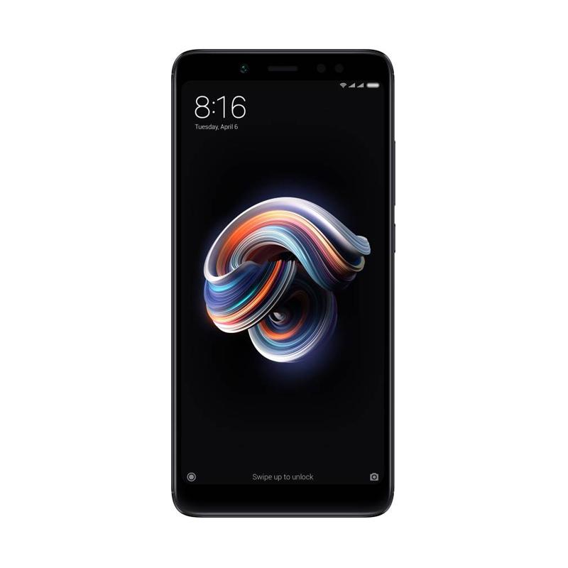 Jual Xiaomi Redmi Note 5 Pro Smartphone Black 64 Gb 6 Gb Online Maret 2021 Blibli