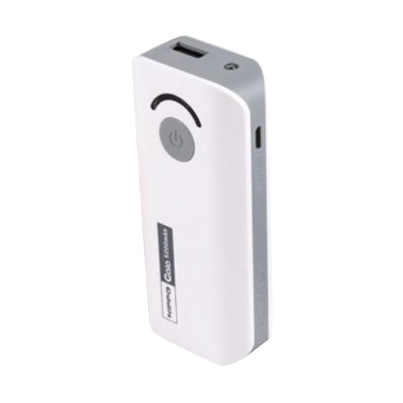 HIPPO Gaia Powerbank - White [5200 mAh]