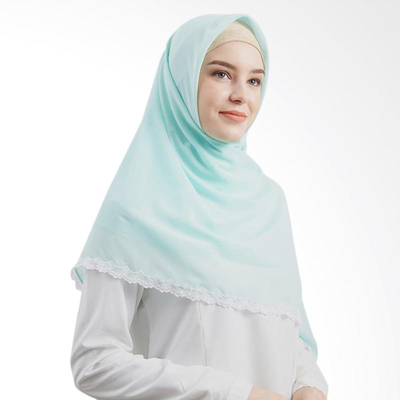 ... Inners Source · Paket Parisku Segiempat Katun Candy White Plus Klip Jilbab Dan parisku segiempat Source LAMAK Aisyah Square