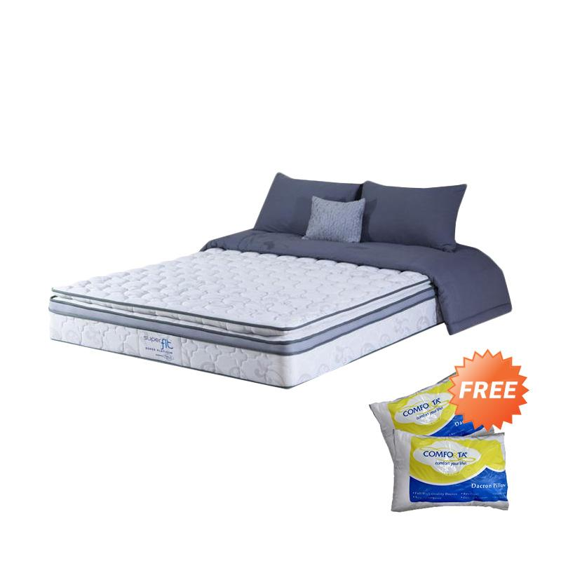 Musterring Springbed Multi Bed Master Pillow Top Chicago Style 180 X