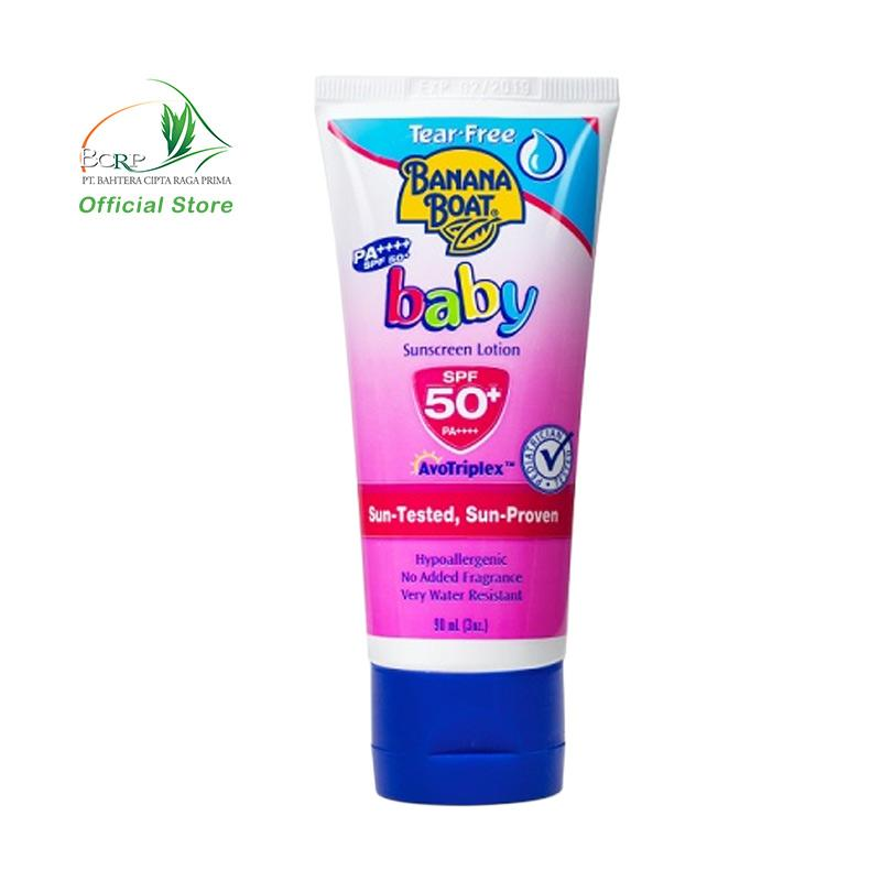 Banana Boat Baby Tear Free Sunscreen Lotion SPF50 90 mL