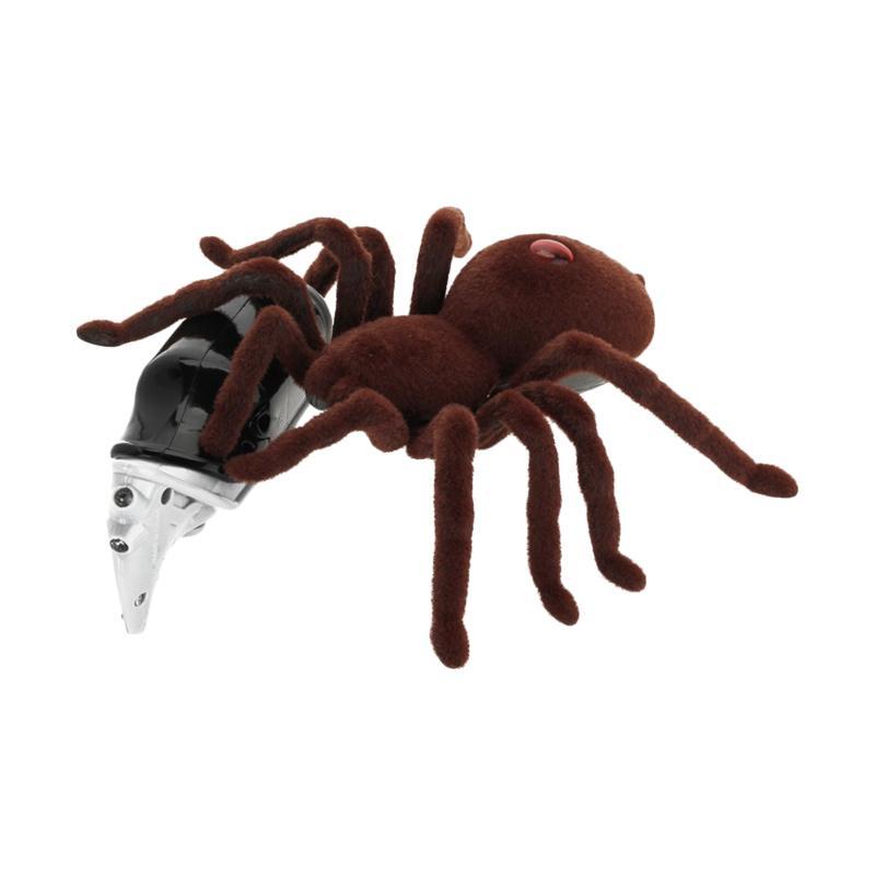 Tarantula Stuffed Animal, Jual Spider Tarantula Prank Toy With Remote Control Online November 2020 Blibli