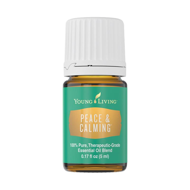 Young Living Peace & Calming II Essential Oil [5 mL]