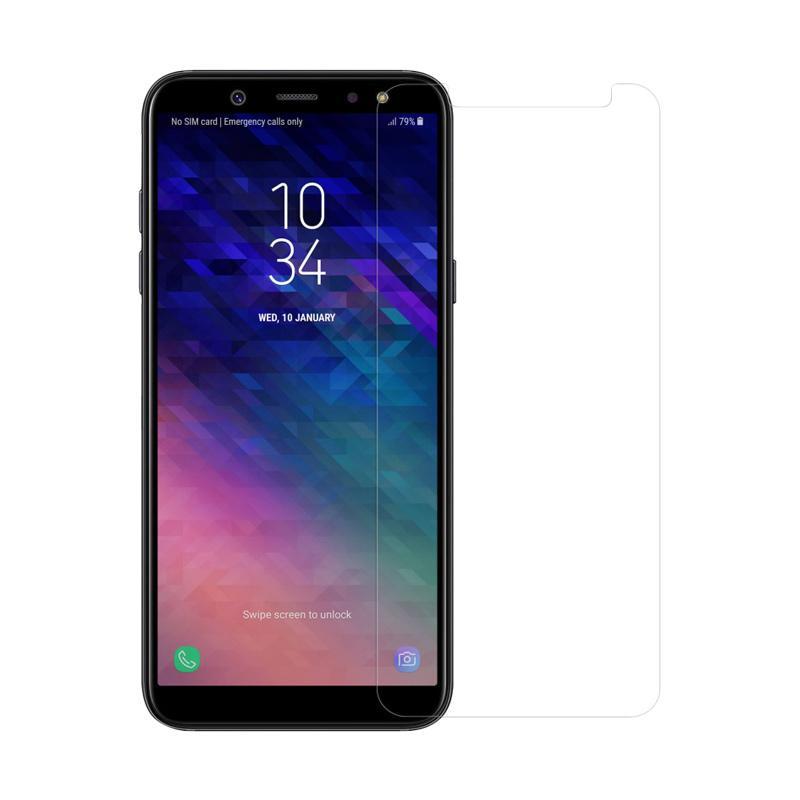harga Nillkin H Glass Screen Protector for Samsung Galaxy A6 2018 Blibli.com