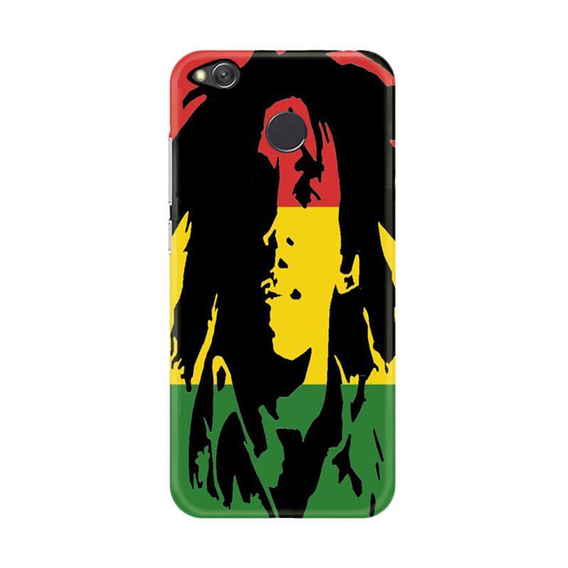 harga Flazzstore Reggae Legend Bob Marley Rasta V1647 Premium Casing for Xiaomi Redmi 4X Blibli.com