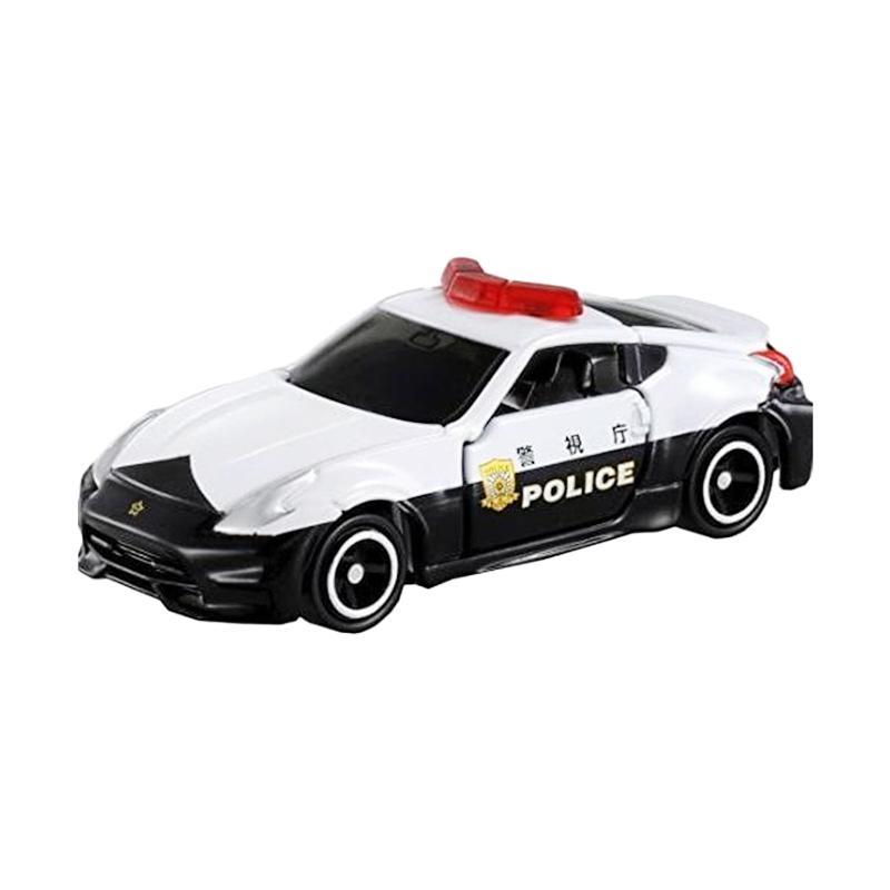 Repository Universitas Trisakti Source · Takara Tomy Tomica Nissan fairlady Z Nismo Police Car no 61