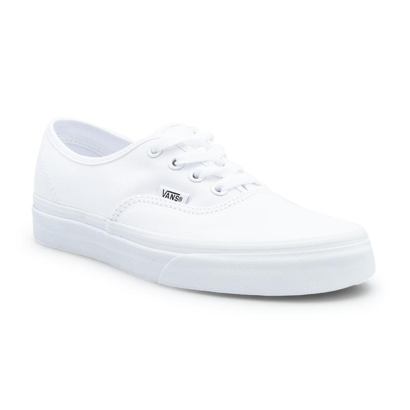 Jual Vans Authentic Sneakers Pria - True White Online Januari 2021 | Blibli