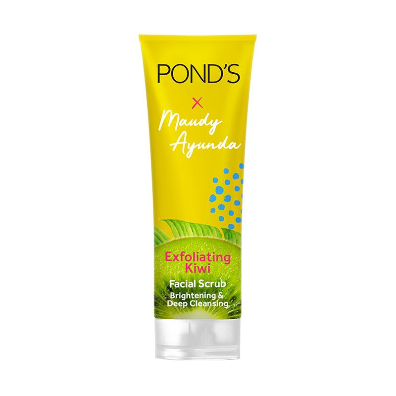 Pond s x Maudy Ayunda Exfoliating Kiwi Facial Scrub