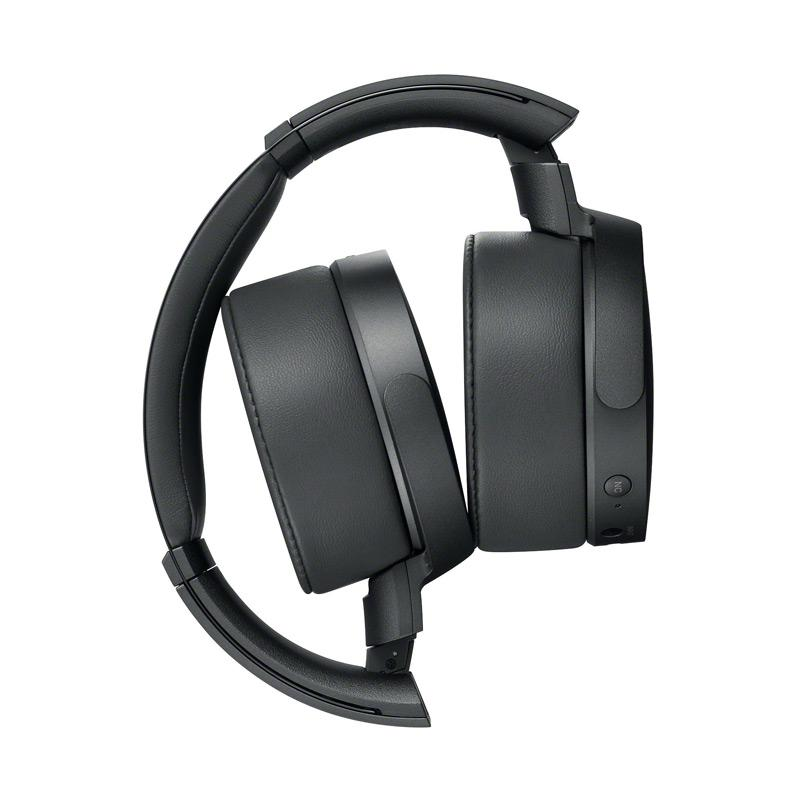 Jual Sony Original MDR-XB950N1 Black Extra Bass Noise Cancelling Wireless Bluetooth Headphones With Mic
