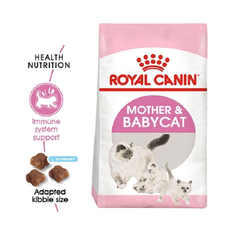 Jual Royal Canin Mother Babycat Makanan Induk Bayi Kucing Dry