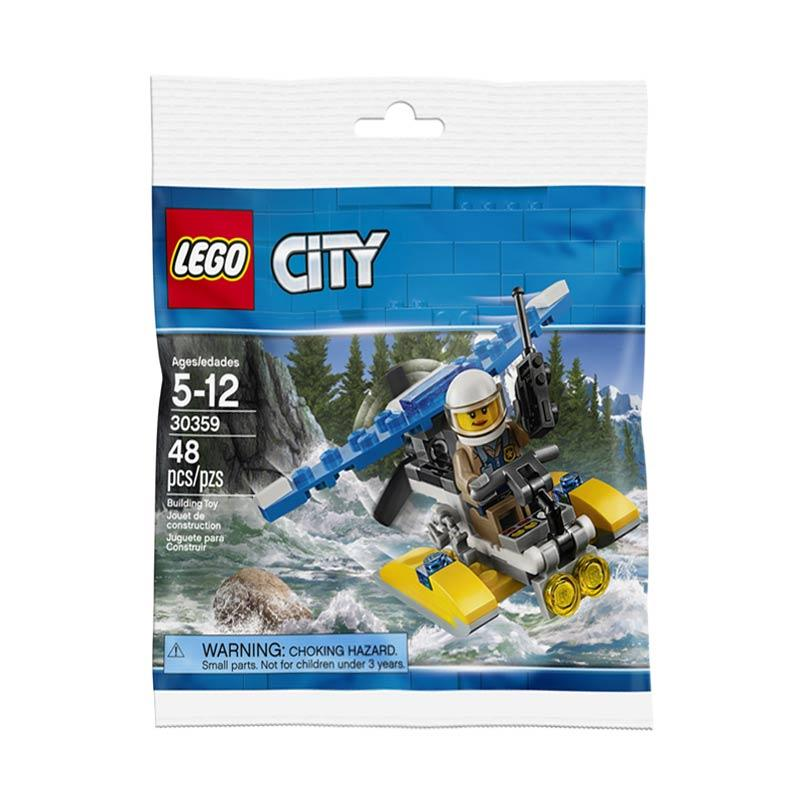 Lego City Set 30359 Sea Plane 2018 48 pieces Brand New polybag