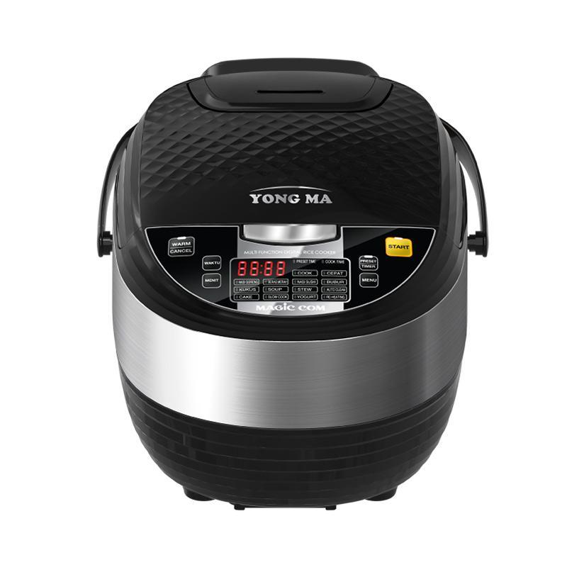 Yong Ma SMC 8027 Rice Cooker Black 2 L