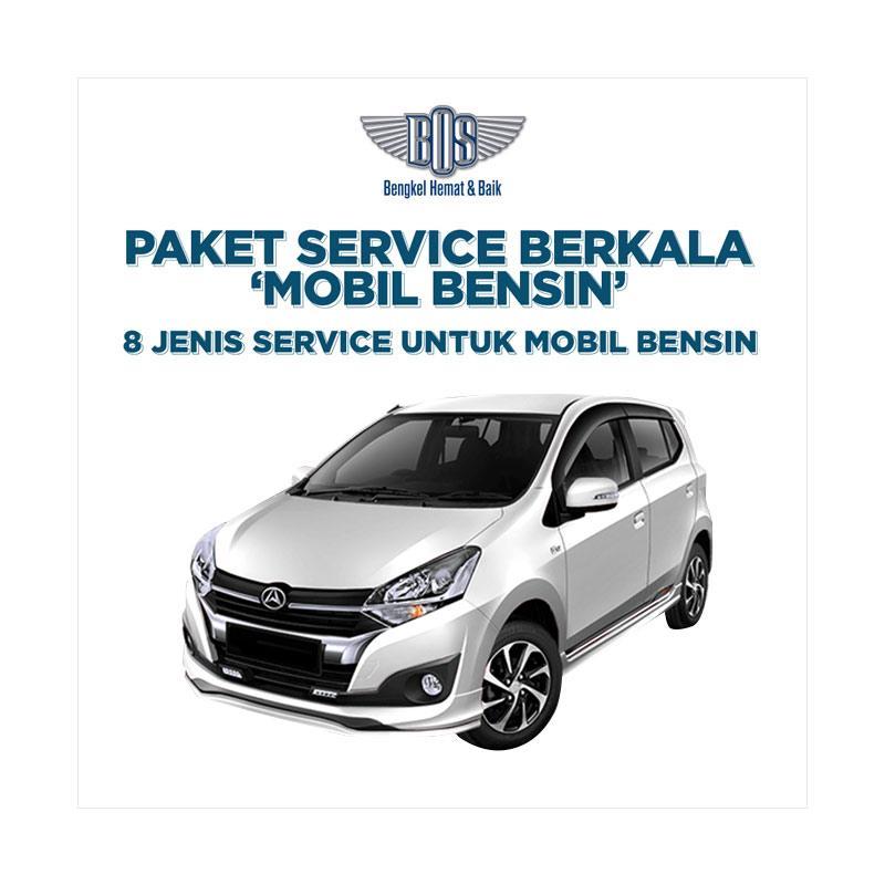 Servis Mobil Berkala Mobil Bensin Mid Low Car