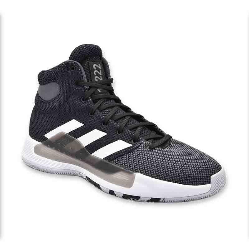 adidas Men Basketball Pro Bounce Madness 2019 Shoes Sepatu Olahraga Pria  [BB9239]
