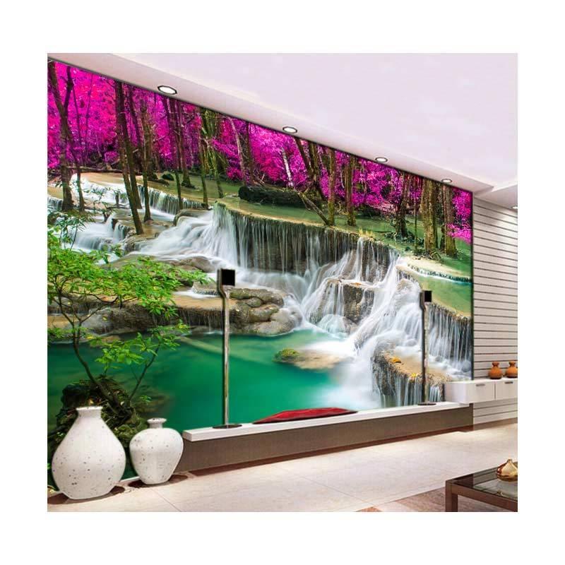 Wallpaper Murah Jogja Pemandangan 3d Wdv 002 Wallpaper Dinding