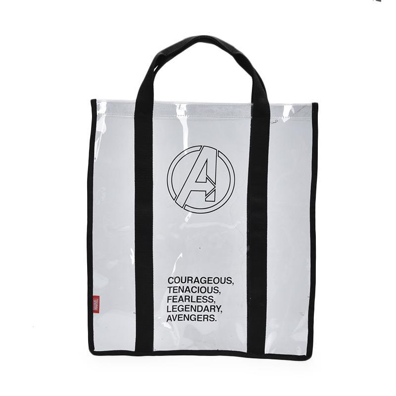 Monstore X Blibli Avengers Fearless Bag Woman White