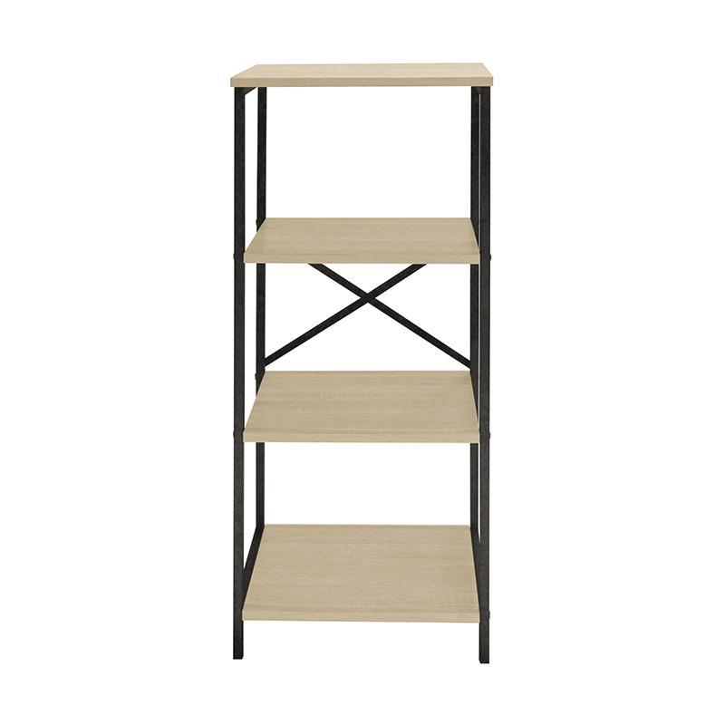 Zyo Urban Series BC 4009 BLI Book Cabinet 4 level