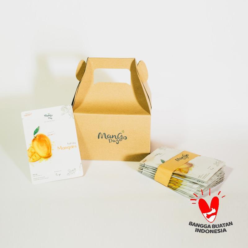 Mango Day Fruit Strip Mangoes Keripik