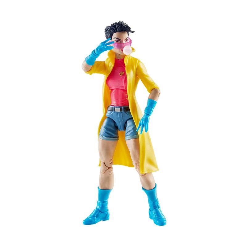 Marvel Hasbro LEGENDS SERIES 6-inch Collectible Figurine Jubilee Toy x-men