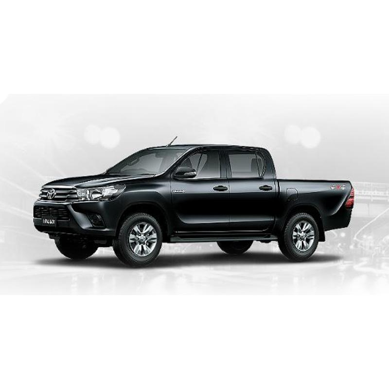Toyota Diesel Truck >> Jual Toyota Hilux Double Cabin 2 4 G 4x4 Diesel Mobil