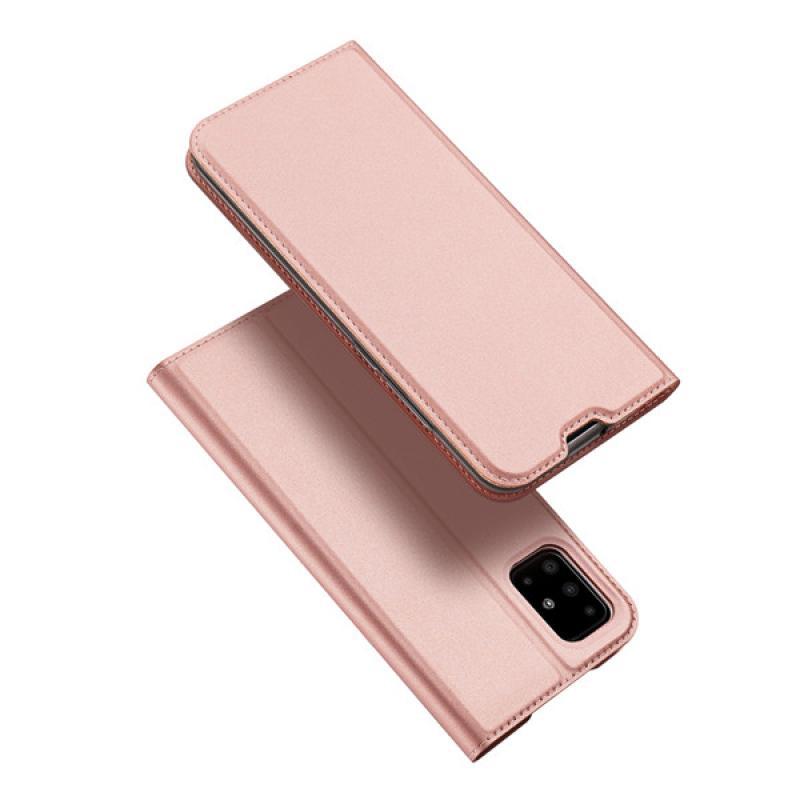 Jual Case Samsung A51 Dux Ducis Original Premium Flip Leather Casing Online April 2021 Blibli