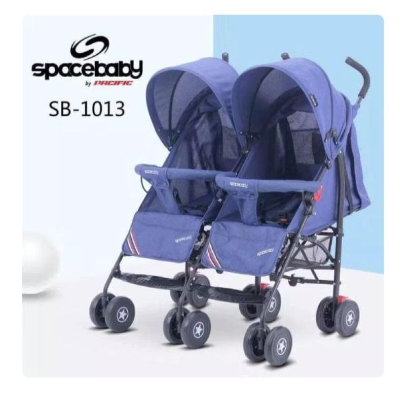 space baby space baby stroller twin sb1013 kereta dorong bayi kembar full08 p3prhmhc