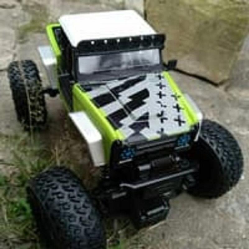 Jual Mainan Mobil Remot Jeep Offroad Rc Remote Control Online Februari 2021 Blibli