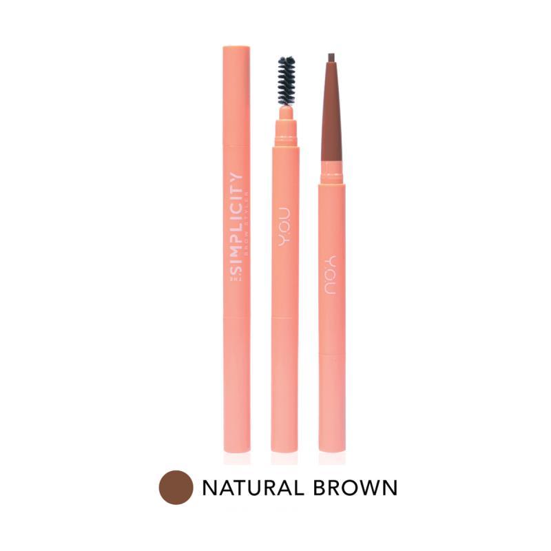 Y O U The Simplicity Brow Styler Eyebrow