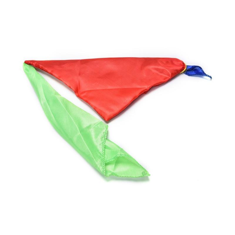 Change Color Silk Magic Trick Joke Props Tools Magician Supplies Toys## SP