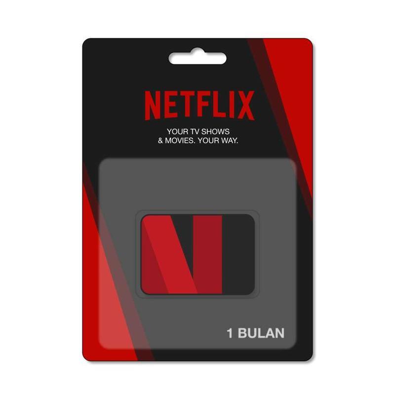 NETFLIX Premium 1 Bulan Share PROMO GILA GILA GILA